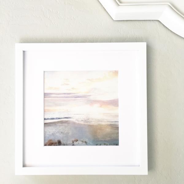 Lilac Coast - Stefanie Bales Fine Art